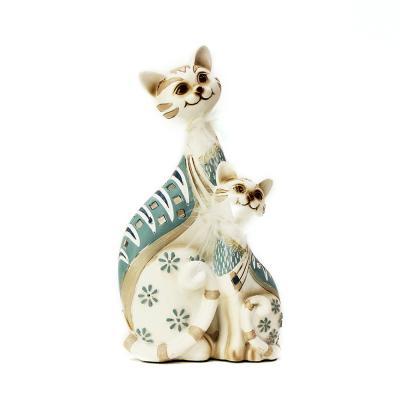 (kcrz116)두마리 화이트 고양이