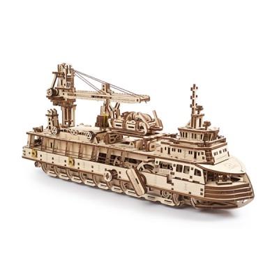 해양 탐사선(Research Vessel)