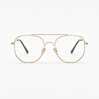 [긱타] BEAR 안경 골드