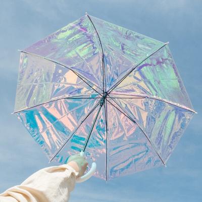 영롱한 홀로그램 우산