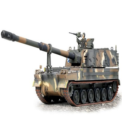 K9 자주포 전차 1/35 대한민국 육군 아카데미과학 장갑차 조립모형 프라모델