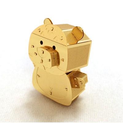 [이노메탈퍼즐] 호랑이 금속조립키트 (MIK000607)메탈웍스