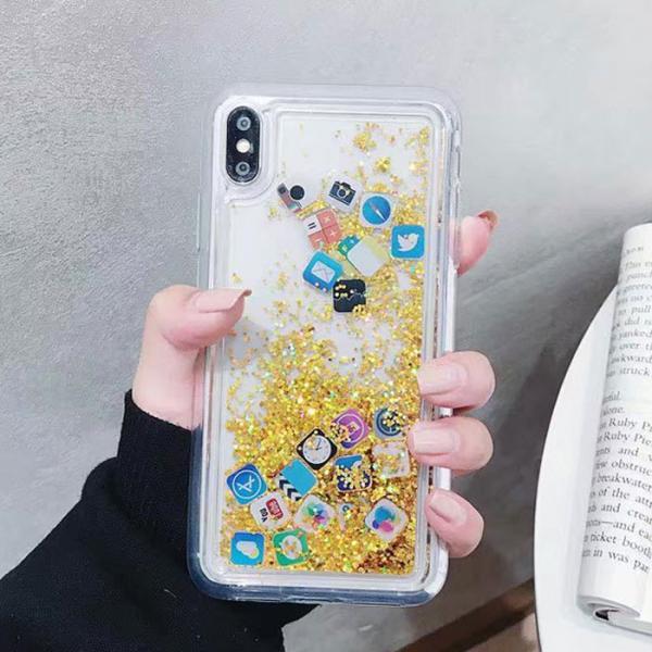 이모티콘 케이스(아이폰7플러스/8플러스)
