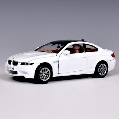 [모터맥스]1:24 BMW M3 쿠페 (화이트) (73347)/모형자동차/다이캐스트