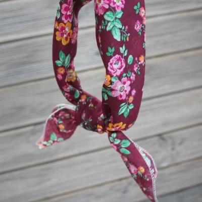 mini 스카프 - 손수건 (이젠 알아)