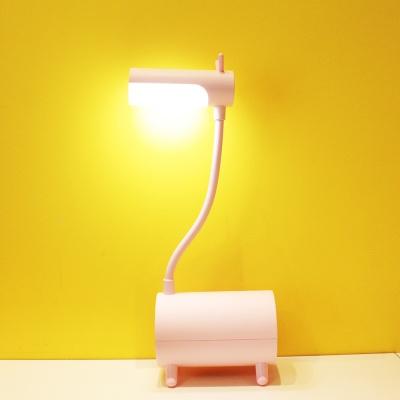 리틀 기린 LED 스탠드 (화이트)