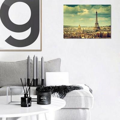 파리에서의 하루2 - 감성사진 폼보드 액자