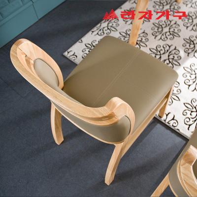 트모르 원목 식탁 의자
