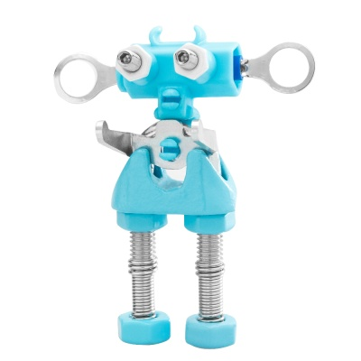 OFFBITS ROBOT KIT-CAREBIT 케어비트(파랑로봇)
