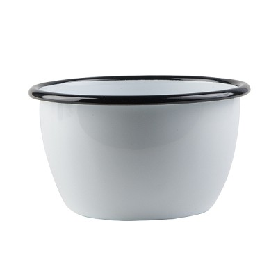 [Muurla]Muurla Enamel bowl 600ml Bagic white 1312-060-06 볼