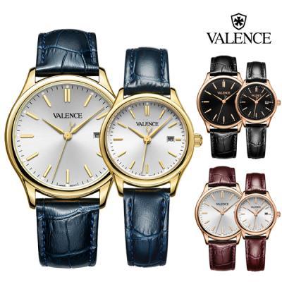 [VALENCE] 발랑스 가죽시계 VC-061 시리즈 8종
