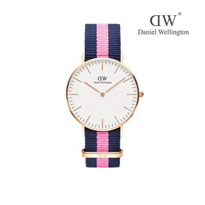 Classic Lady Winchester 남녀공용시계(나토밴드)_DW00100033(0505DW)