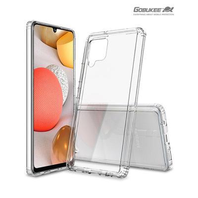 갤럭시 A42 슬림핏 정품 투명 케이스