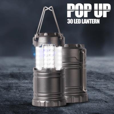 몬스터 서치 휴대용 라이트 30 LED 캠핑 팝업랜턴