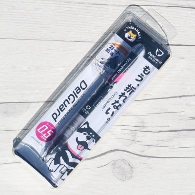 마인드웨이브 제브라 델가드 샤프 0.5mm-56634 시바견