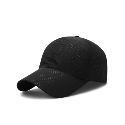 쿨메쉬 스포츠 등산모자(블랙)/ 등산캡모자