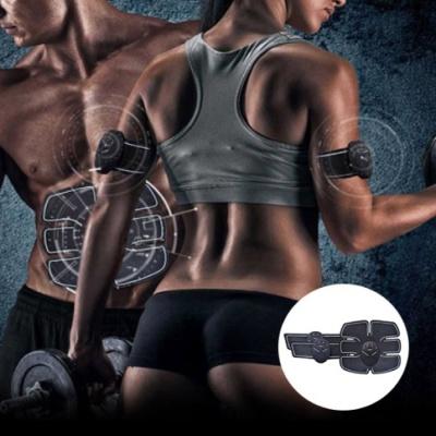 EMS 근육 트레이닝 마사지기(팔+복부)