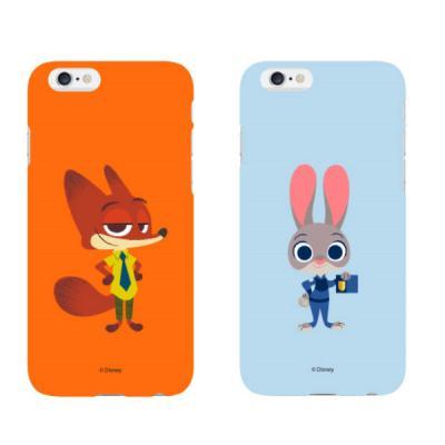 [DISNEY]디즈니 주토피아 슬림 핏 케이스 - 아이폰6/6S/6플러스