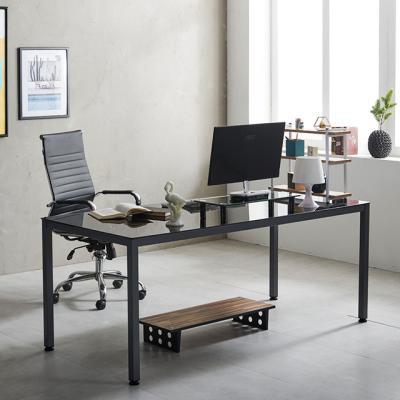(특가-재고한정)책상 철제 일자형테이블 컴퓨터책상