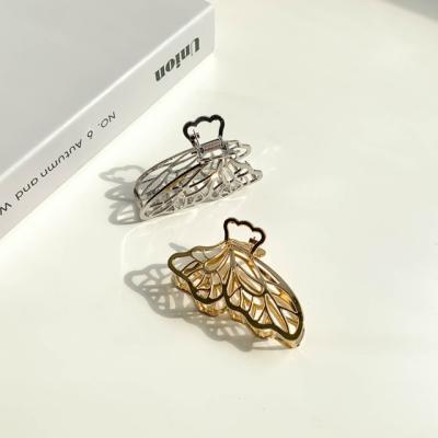 나비 모던 헤어 집게핀 2color