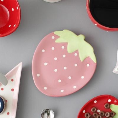 [2HOT] 딸기 접시 PK