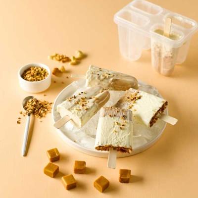 피나포레 x DIA FOOD 몽브셰 바닐라 아몬드아이스크림