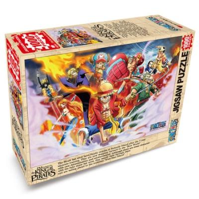 원피스 퍼즐 각자의능력 1000 피스 직소퍼즐