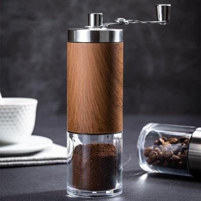 수동 빈티지 커피 원두 그라인더 곡물 원두분쇄기