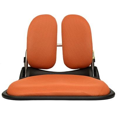[조습군]2013년형 실리카케어 뉴 스마트 좌식의자 오렌지 /땀과 끈적임 없이 쾌적하게~