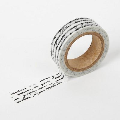 마스킹테이프 - 08 Letter