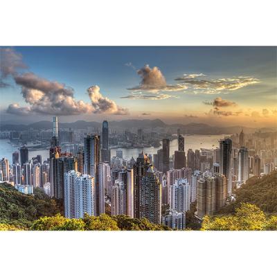 PP34370  홍콩(빅토리아 피크) (91x 61)