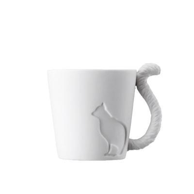 킨토 머그테일 (고양이) 270ml