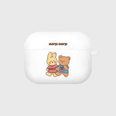 nini friends-white(Air pods pro case)