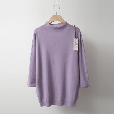 Strick Cashmere Wool Seven Sweater
