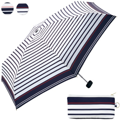 Sailor border mini (no.112-178) 5단우산