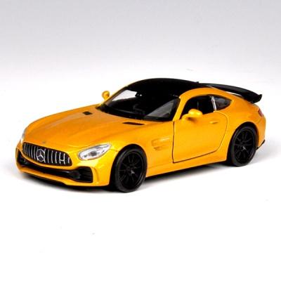 [웰리]1:38 메르세데스 벤츠 AMG GT R 4.75인치(552W43747)