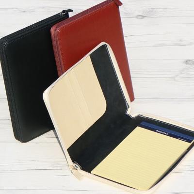 옥스포드 핸드폰 탭 파우치-A5 지퍼 패드커버 CLP5A5