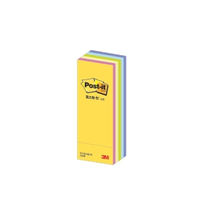 [3M] 포스트잇 파스텔CT13 [개/1] 82430