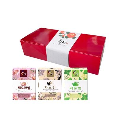 다예 티 컬렉션 3종 DIY 추석 선물세트