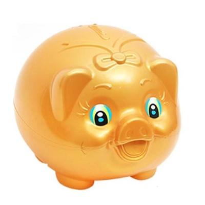 황금 돼지 저금통 왕대 돈통 캐쉬박스 가정용금고
