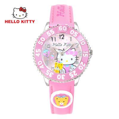 [Hello Kitty] 헬로키티 HK021-A 아동용시계 본사 정품