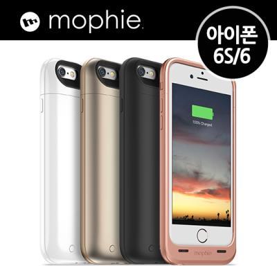 [한국공식총판][1년AS][MOPHIE]아이폰6S/6 쥬스팩 에어 배터리 케이스 2750mAh