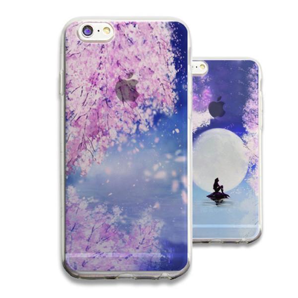 프리미엄 밤 벚꽃 향기젤리(아이폰7플러스)