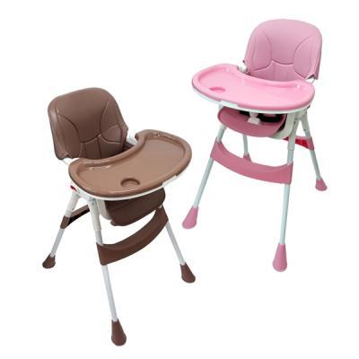 [무료배송][베이비캠프]PU시트 유아식탁의자/아기식탁의자