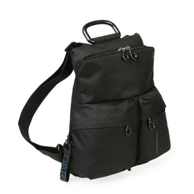 [만다리나덕] -slim backpack QMTZ4651 (Black) 백팩