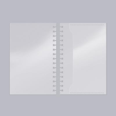 [모트모트] 플래너 커버 (텐미닛/태스크) half year