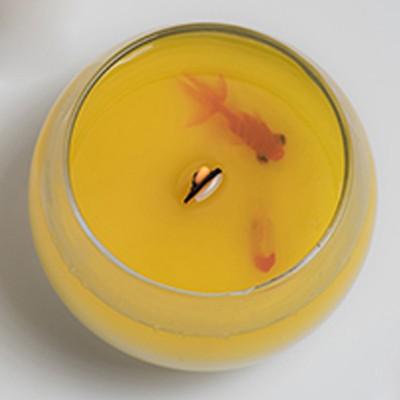물고기를 품은 소이캔들_오렌지블라썸_9온즈