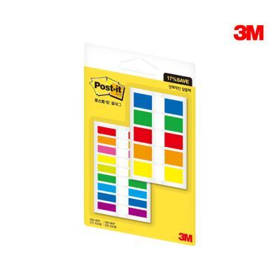 3M 포스트잇 플래그 683-5KP+9KP