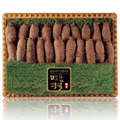 금산 울몸애 더덕선물세트(특)(1kg/20-30뿌리)