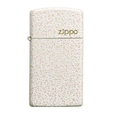 [슬림사은품증정]ZIPPO 49265ZL Slim Mercury Glass